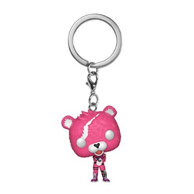 Funko - Porte Clé Fortnite - Cuddle Team Leader Pocket Pop 4cm - 0889698357173