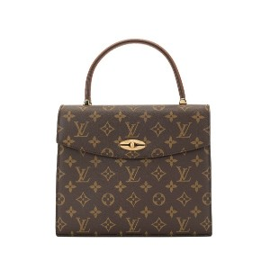 Louis Vuitton Vintage Maleselbe バッグ - ブラウン
