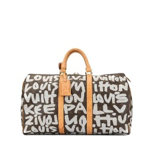 Louis Vuitton Pre-Owned Keepall 50 バッグ - ブラウン