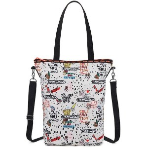 LeSportsac DELUXE DAILY TOTE/バースデーウィッシュ