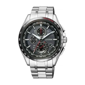 CITIZEN チタンモデル Watch Mens○AT814451E Silver 時計