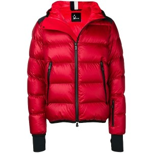 Moncler Grenoble パデッドジャケット - レッド