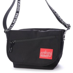 マンハッタンポーテージ Manhattan Portage IDENT? Casual Messenger Bag JR (Black) レディース