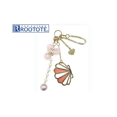 ROOTOTE/ルートート 6136 LT.WR.チャーム.モチーフ-A PINK-shell