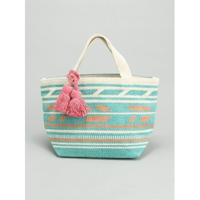 Lilas Campbell Lilas campbell/(W)LP TOTO BAG_Xe ハンドサイン バッグ トートバッグ ブルー ブラック ホワイト【送料無料】