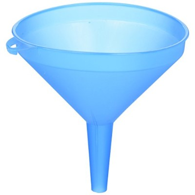 (Blue) - Uniware Heavy Duty 18cm Giant Funnel With Filter,For Pitchers, Bottles, Cans,Made In Italy...