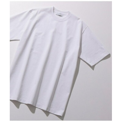ADAM ET ROPE' HOMME MICRO JERSEY T アダムエロペ カットソー【送料無料】