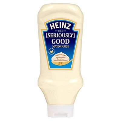 (Heinz (ハインツ)) 真剣に良いマヨネーズ775グラム (x2) - Heinz Seriously Good Mayonnaise 775g (Pack of 2) [並行輸入品]