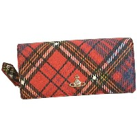 【SALE 40%OFF】ヴィヴィアンウエストウッド Vivienne Westwood CLASSIC LONG WALLET (MC ANDREAS) レディース