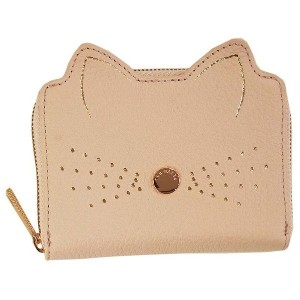 【SALE 19%OFF】テッドベーカー TED BAKER CATS WHISKERS SML ZIP PURSE (LT-PINK) レディース
