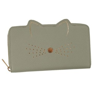 【SALE 20%OFF】テッドベーカー TED BAKER CATS WHISKERS ZIP MATINEE (GREY) レディース