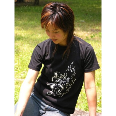 In flame・Tシャツデザインコンテスト'04準グランプリ作品