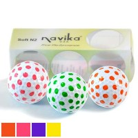 Navika Ladies Polka Dot Golf Ball【ゴルフ レディース>ボール】