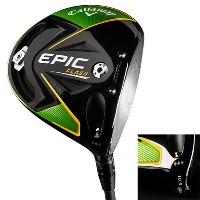 Callaway Epic Flash Sub Zero Triple Diamond Driver【ゴルフ ゴルフクラブ>ドライバー】