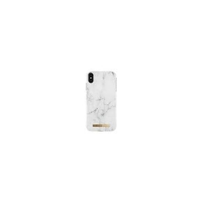 ideal of sweden iDeal Of Sweden iPhone XS MAX用 FASHION CASE WHITE MARBLE iPhone 用ハードケース ハード ケース...