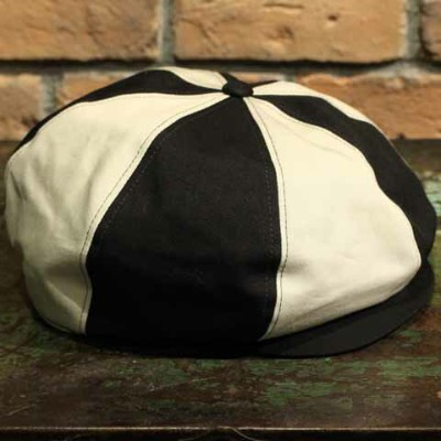 """AT-DIRTY""""OLD CASQUETTE""""2TONE【AT-DIRTY】(アットダーティー)正規取扱店(Official Dealer)Cannon Ball(キャノンボール)【あす楽対応..."""