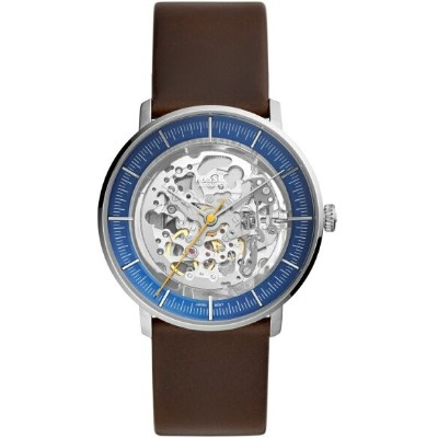 【SALE/50%OFF】FOSSIL FOSSIL/(M)CHASE AUTOMATIC_ME3162 フォッシル ファッショングッズ 腕時計 ブルー【送料無料】