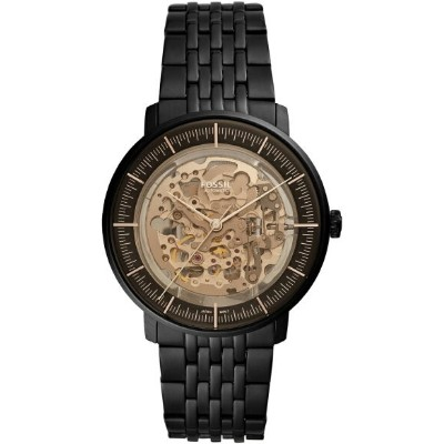 【SALE/50%OFF】FOSSIL FOSSIL/(M)CHASE AUTOMATIC_ME3163 フォッシル ファッショングッズ 腕時計 ブラック【送料無料】