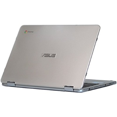 iPearl mCover ハードシェルケース 12.5 インチ ASUS クロームブック フリップ C302CA シリーズ ノートパソコン用 12.5 Inches FBA_mCover-ASUS...