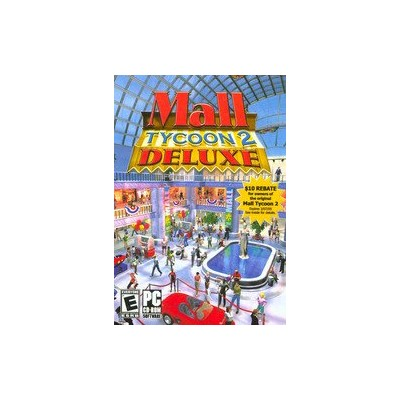 Mall Tycoon 2 Deluxe Build the Ultimate Mega Mall (輸入版)