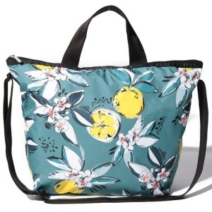 LeSportsac EASY CARRY TOTE/リモーネ
