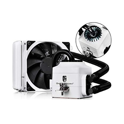 DeepCool Captainシリーズ液体Cooler CAPTAIN120WH EX