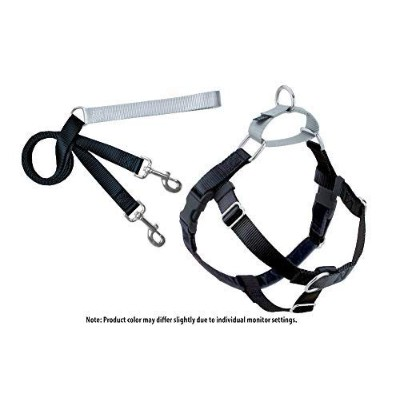 Freedom no pull harness with leash training kit by Wiggles Wags Whiskers