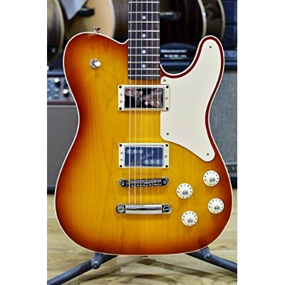 Fender フェンダー エレキギター Limited Edition Troublemaker Tele Deluxe (Ice Tea Burst/Rosewood)