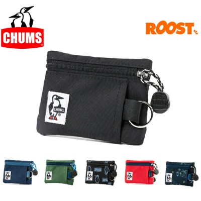 CHUMS チャムス エコキーコインケース キーケース キーコイン Eco Key Coin Case