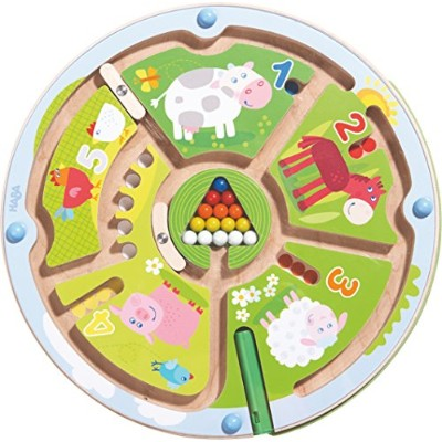 HABA Number Maze Magnetic Game by HABA