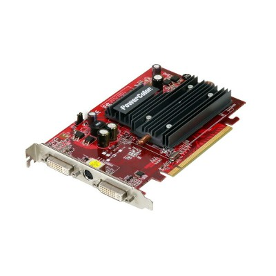 PowerColor Radeon X1550SCS 256MB DVI*2/TV-out PCI Express x16 UPC:4712505020822【中古】