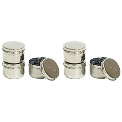 Kids Konserve Stainless Steel Mini Food Containers by Kids Konserve