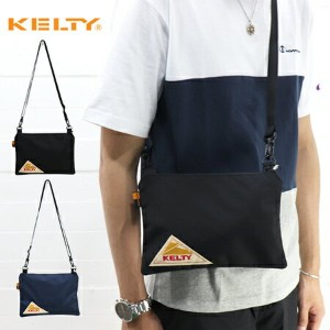 ≪SALE&ネコポスで送料216円≫KELTY VINTAGE FLAT POUCH V-F-POUCH / ケルティ ビンテージ・フラット ポーチ サコッシュ V-F-POUCH