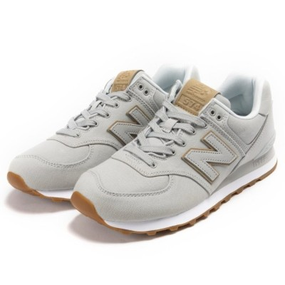 【NEW BALANCE】 ニューバランス ML574TLA(D) LIGHT GRAY(TLA)