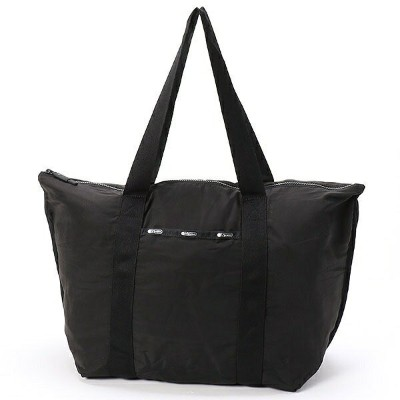 PACKABLE LARGE TOTE/トゥルーブラックT/レスポートサック(LeSportsac)
