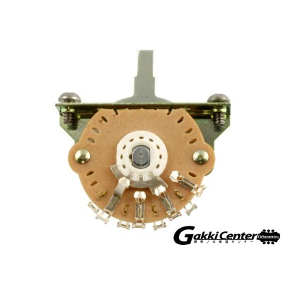 Allparts 3-Way Oak Grigsby Switch for Telecaster/1017