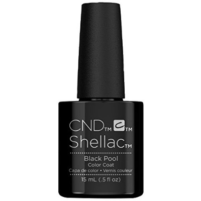 CND Shellac - Limited Edition! - Black Pool - 15ml / 0.5oz
