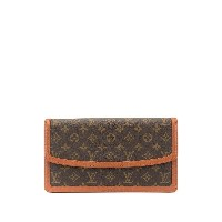 Louis Vuitton Pre-Owned ポシェット ダム クラッチバッグ - ブラウン
