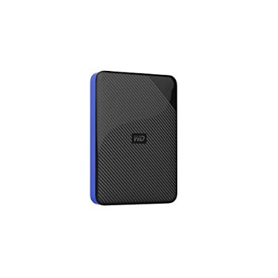 WESTERNDIGITAL ポータブル 外付けハードディスク Gaming Drive Works with Playstation 4 Portable External Hard Drive ...