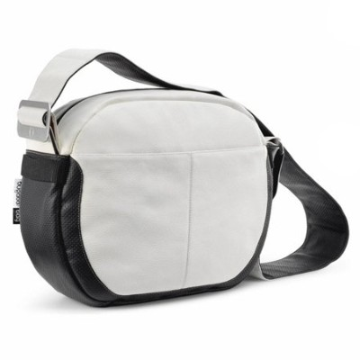 Bugaboo Leather Bag - White by Bugaboo