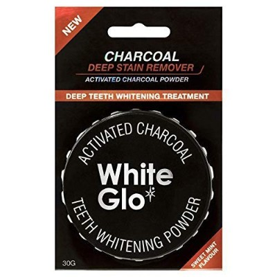 Teeth Whitening Systems White Glo Activated Charcoal Teeth Whitening Powder 30g Australia /...