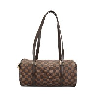 Louis Vuitton Pre-Owned パピヨン ショルダーバッグ - ブラウン