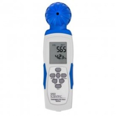Sper Scientific 800050 Datalogging Indoor Air Quality Meters