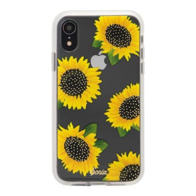 iPhone XR, Sonix Sunflower (yellow flowers) ケース かわいい Cell Phone Case [Military Drop Test Certified]...