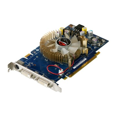 ASUSTeK Computer GeForce 8600 GTS 256MB DVI-I×2/TV-out PCI Express x16 EN8600GTS/HTDP/256M/A【中古】...