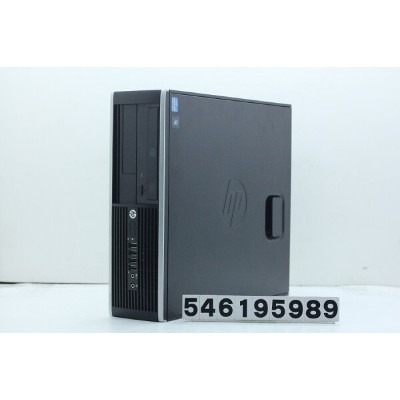 hp Compaq Elite 8300 SFF Core i7 3770 3.4GHz/8GB/128GB(SSD)/DVD/RS232C/Win10【中古】【20190611】