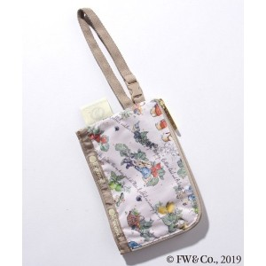 LeSportsac CURVED COIN POUCH/ピーターズ フルーツガーデン