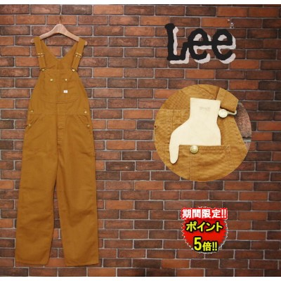 LEE オーバーオール (LM7254-168) OVERALL メンズ □