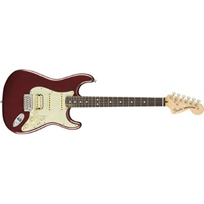 Fender エレキギター American Performer Stratocaster® HSS, Rosewood Fingerboard, Aubergine
