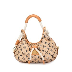 Louis Vuitton Pre-Owned Bulle MM ショルダーバッグ - ブラウン